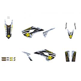Blackbird Rockstar Energy sticker set Husqvarna TC/FC 125/250/350/450 2014-2015 & TE/FE 250/300/350/450/501 2014-2016