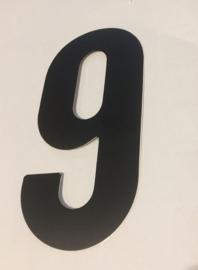 Plaknummers FIM 15 cm