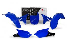 Rtech Plastic Kit blauw Yamaha YZ 250F 2014-2018 & YZ 450F 2014-2017