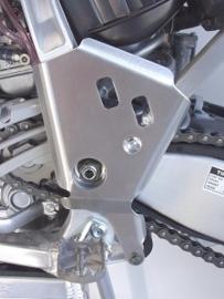 Works Connection Frame beschermers voor de Yamaha YZ 125/250 2005-2019