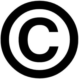 Copyright en disclaimer