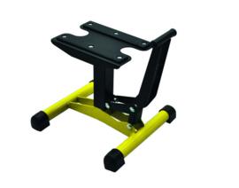 Bihr motorbok X-TREME kleur geel/zwart