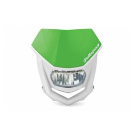Polisport koplamp Halo Led Groen/wit ECE goedgekeurd