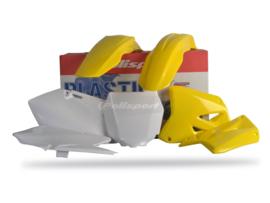 Polisport plastic kit OEM voor de RM 125/250 2001-2008