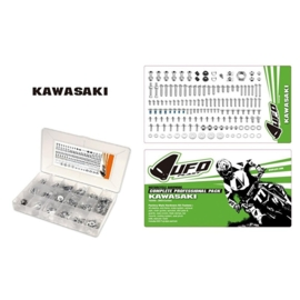 UFO Complete Professionele bouten set voor de Kawasaki