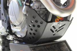 AXP GP HDPE blokbescherming zwart KTM SX-F 250/350 2019 & Husqvarna FC 250/350 2019