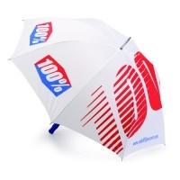 100% paraplu kleur wit
