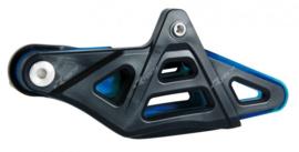 Racetech kettingblok zwart/blauw voor de Husqvarna TC 85 2014-2019 & TE/TE 125/250/300/350/450/501 2014-2018