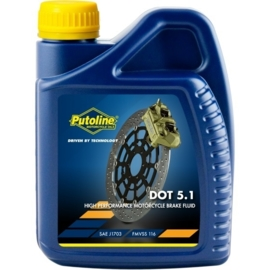 Putoline Off Road Dot 5.1 rem vloeistof 500ml
