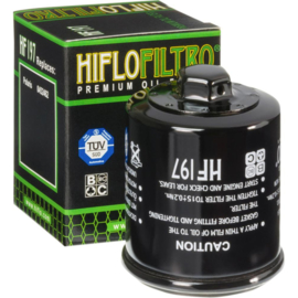 Hiflofiltro oliefilter Polaris Phoenix 200 2005-2014 & Sawtooth 200 2007