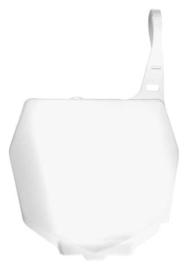 Rtech voornummerplaat wit voor de RM 125/250 2001-2009 & RM-Z 250 2007-2009 & RM-Z 450 2005-2007
