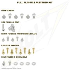 Bolt boutenset voor plastic werk KTM SX 50 2002-2018