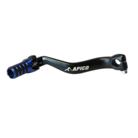 Apico schakelpook zwart/blauw voor de Yamaha YZ 125 1996-2004 & YZ 250 1989-2004 & YZ 60 1981-1982 & YZ 80 1981-2001 & YZ 85 2002-2021