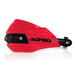 Acerbis X-Factor handkappen rood
