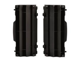 Polisport radiator lamellen voor de KTM SX/SXF 125/144/150/250/300/350/450/505 07-15 & SX 250 07-16 & EXC/EXC-F 125/200/250/300/350/450/505 08-16 & Husqvarna TC 125/250 2014-2015 & TE 125/250/300 14-16 & FC 250/350/450 14-15 & FE 250/350/450/501 14-16