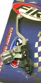 FIR koppelingshendel houder  + hendel voor de Honda CRF 250R 2004-2009 & CRF 450R 2004-2008