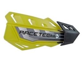 Rtech handkappen FLX geel + bevestiging set