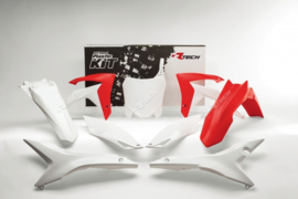 Rtech plastic kit OEM voor de CRF 250R 2014-2017 & CRF 450R 2013-2016