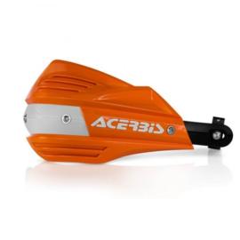 Acerbis X-Factor handkappen oranje/wit