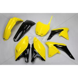 UFO plastic kit Suzuki RMZ 250 2014-2017