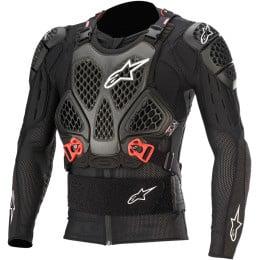 Alpinestars Bionic Tech V2 bodyprotector zwart / rood
