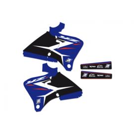 Blackbird Dream 4 sticker set Yamaha YZ 250F 2001-2002 & YZ 400F 1998-1999 & YZ 426F 2000-2002