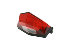 DRC Moto Led edge-2 tail achterlamp + houder