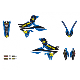 YZ 250F 2014-2018 & YZ 450F 2014-2017
