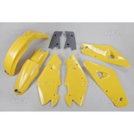 UFO plastic kit OEM Husqvarna CR/WR 125/250 2000-2003 & WR 360 2000-2003 & WRE 125 2000-2003