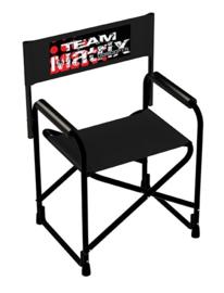 Matrix Pit stoel zwart