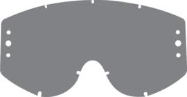 Polywel lens smoke met roll off gaten voor pro grip XL ( 3200/3208 )
