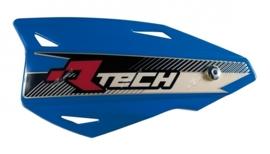 RTECH handkappen Vertigo + montageset Yamaha blauw