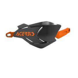Acerbis handkappen X-Factory zwart/oranje