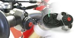 Zeta dodemansknop voor de Honda CR/CRF universeel