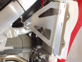 Works Connection Radiator Braces voor de Honda CRF 450R 2008