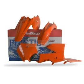 Polisport Plastic kit OEM ( kleur 2010 ) voor de KTM SX 85 2006-2012