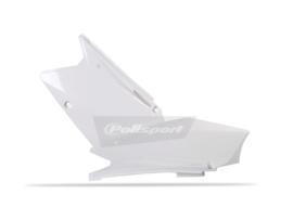 Polisport zijpanelen wit voor de RM-Z 450 2005-2006