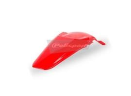 Polisport achterspatbord voor de CRF 150R 2007-2017 kleur rood