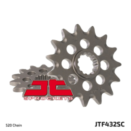 JT voortandwiel staal met ZANDGROEF Suzuki RM 250 1982-2012
