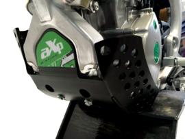 AXP blokbescherming zwart voor de Kawasaki KX 250F 2017