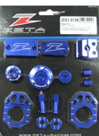 Zeta Billet Kit Kawasaki KX 250F 2011-2016 & KX 450F 2009-2015
