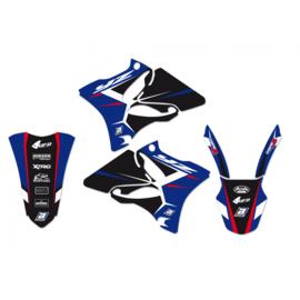 Blackbird Dream 4 sticker set Yamaha YZ 125/250 2002-2014