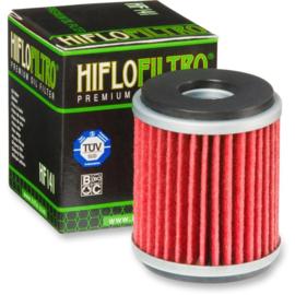 Hiflofiltro oliefilter voor de TM 250 takt 2008-2012 & 450 4 takt 2011 & 530 4 takt 2007-2011