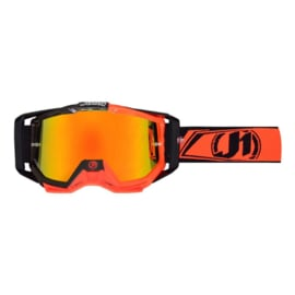 JUST1 Iris Carbon crossbril Carbon Fluo rood