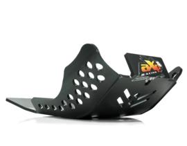 AXP GP blokbescherming HDPE zwart KTM SX-F 450 2019 & Husqvarna FC 450 2019