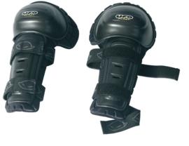 UFO knie beschermers volwassen zwart