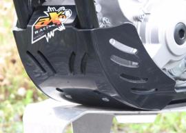 AXP GP blokbescherming HDPE zwart KTM SX-F 450 2011-2012