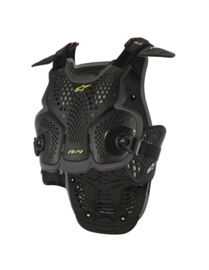 Alpinestars A-4 bodyprotector zwart/antracite