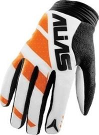 Alias Clutch handschoenen oranje maat M