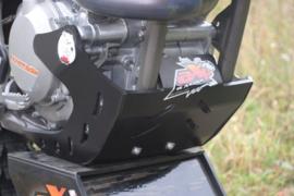 AXP GP blokbescherming HDPE zwart KTM SX-F 450 2013-2015